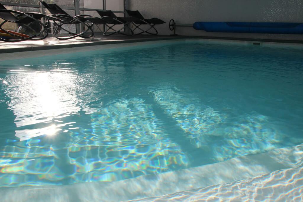 Chambre d 39 h te style flamant vannes dans le morbihan for Chambre hote piscine