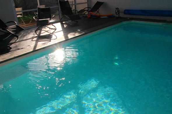 G te et chambre d 39 h te avec piscine sauna hammam vannes for Hotel avec piscine vannes