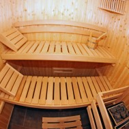 Sauna 2048 tiny